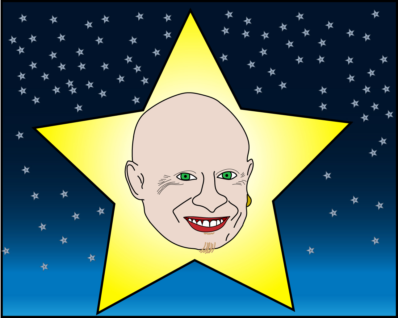 Verne Troyer Art