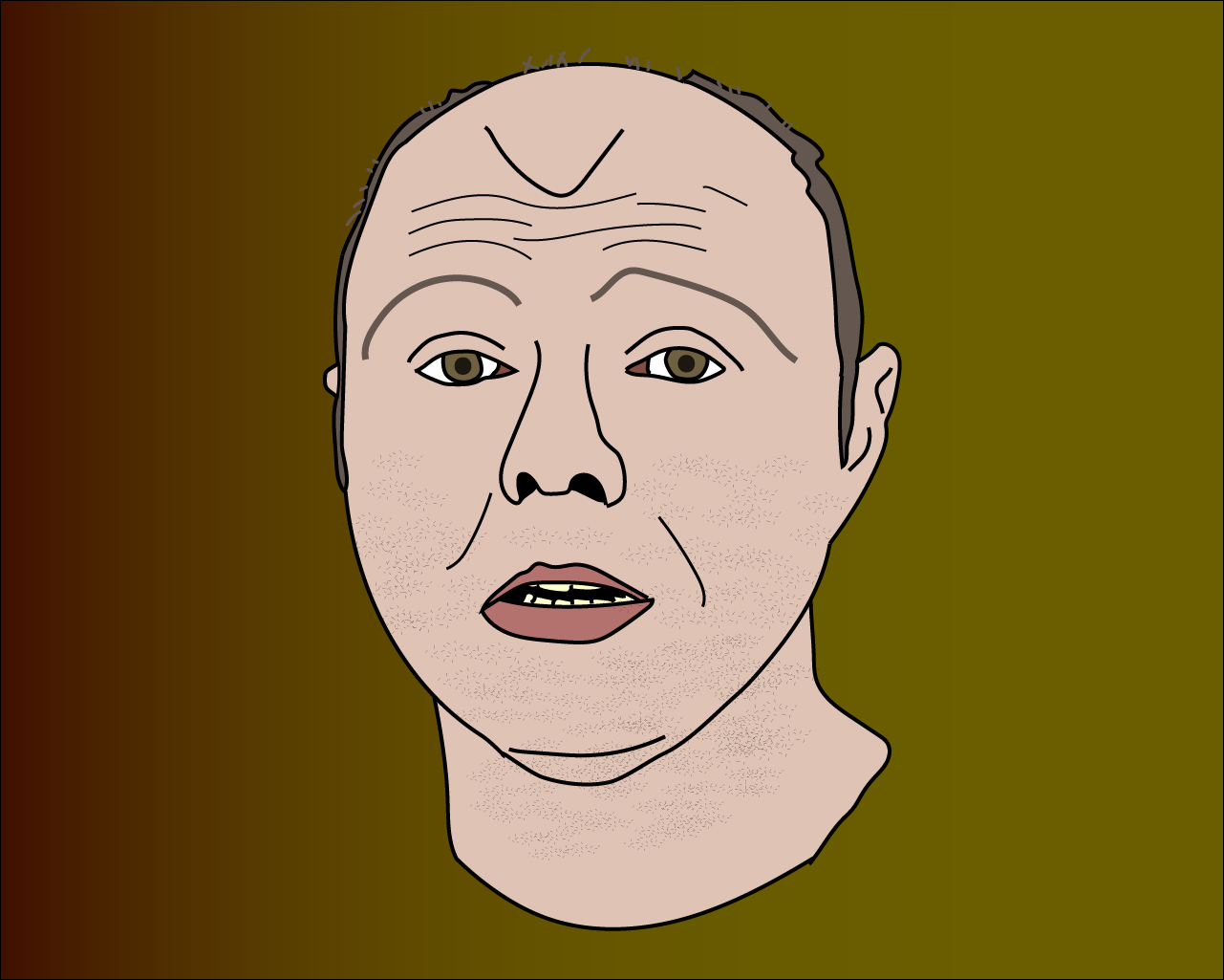 karl pilkington art