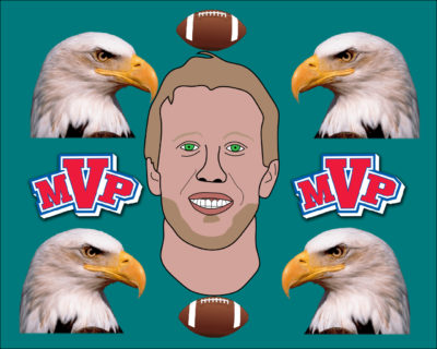 Nick Foles New England Patriots Owner