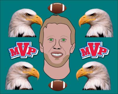 Nick Foles New England Patriots Owner
