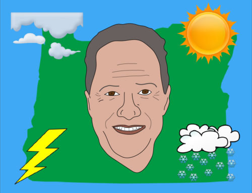 Matt Zaffino – Portland, Oregon Weatherman