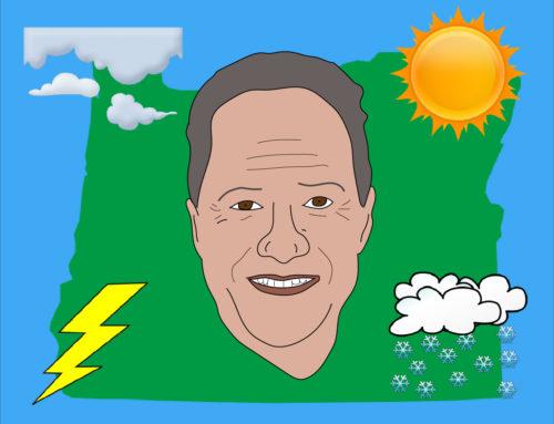 Matt Zaffino – Portland, Oregon Weatherman