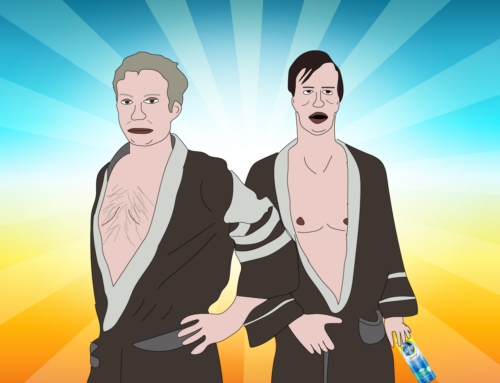 The Mcpoyles – Jimmi Simpson and Nate Mooney